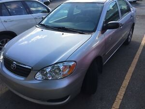 2006 Toyota Corolla SE-Power roof and Alloy