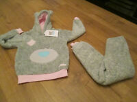 BRAND NEW LOVELY AND SOFT TATTY TEDDY PJS - AGE 9-10 YEARS