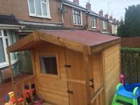 Child's playhouse