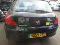 BREAKING ---- Peugeot 308 Verve 1.6L Petrol ------ 2010
