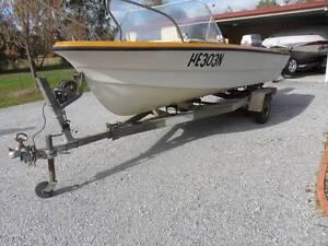 Pongrass Boat Daruka Tamworth City Preview