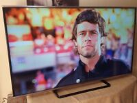Panasonic 55 Inch 4K Ultra HD 3D LED TV, With Freeview HD (Model TX-55AX630B)!!!