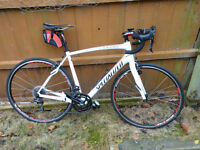 GENTS SPECIALIZED ROAD BIKE - VIRTUALLY AS NEW