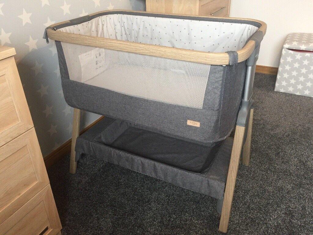 Tutti Bambini Cozee Bedside Crib 163 185 In Shop Now In