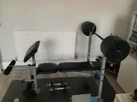 PRICE DROPPED: 2 work out benches for £40