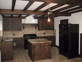 Carpenter -Joiner bespoke/custom -kitchens,furniture and cabinet maker,general carpentry