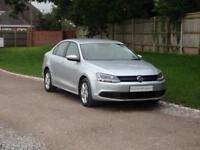 Volkswagen Jetta SE TDi Bluemotion Technology Dsg (silver) 2012