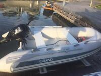 2013 dinghy in great condition