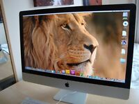 "Apple iMac 27"" - Intel Core i5 - 1TB - Boxed as new Latest OSX"