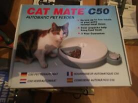 Catmate C50 Automatic pet feeder