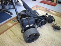 Energy Electric Golf Trolley