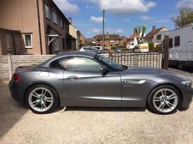 BMW Z4 SDrive 3.0 Auto Convertible