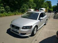 59 PLATE VOLVO C30 R DESIGN. 2.4 TURBO DIESEL. LOVELY CAR. PX WELCOME