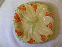 Vintage Burcraft Pottery bowl / dish