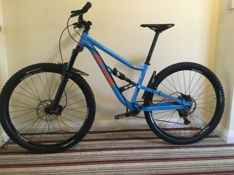 2018 On One Codeine 29er Mountain Bike For Sale for sale  Yeovil, Somerset