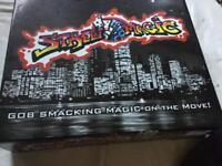 Gob smacking magic on the move new £3