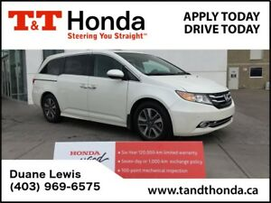 2016 Honda Odyssey Touring* Rear Camera, RES, Bluetooth *