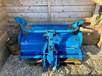 Compact Tractor Rotavator / Tiller Suitable For All Iseki - Kubota - Yanmar - Hinomoto - Ford