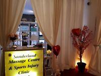 BEST MASSAGE in Sunderland for Sports Injury Massage, Aches & Pains, Sciatica, Fibromyalgia,
