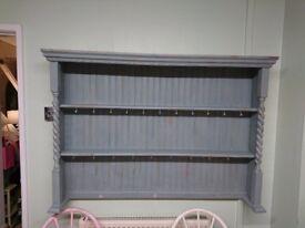 Dresser wall unit top