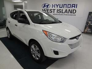 2012 Hyundai Tucson L 2.0L FWD 59$/semaine