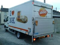 Iveco Daily twin wheel box van