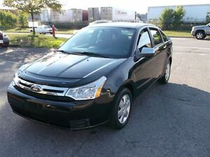 2009 Ford Focus SE, accident-free