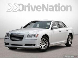 2013 Chrysler 300 Touring 3.6L, V6, LEATHER SEATS, SIRIUS XM,...