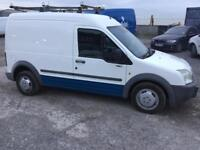2005 ford transit connect 1.8 tdci 90l230 lwb high roof only 135,000 miles