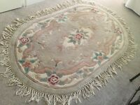 Traditional Style Good Quality Rug Idea for a Bedroom