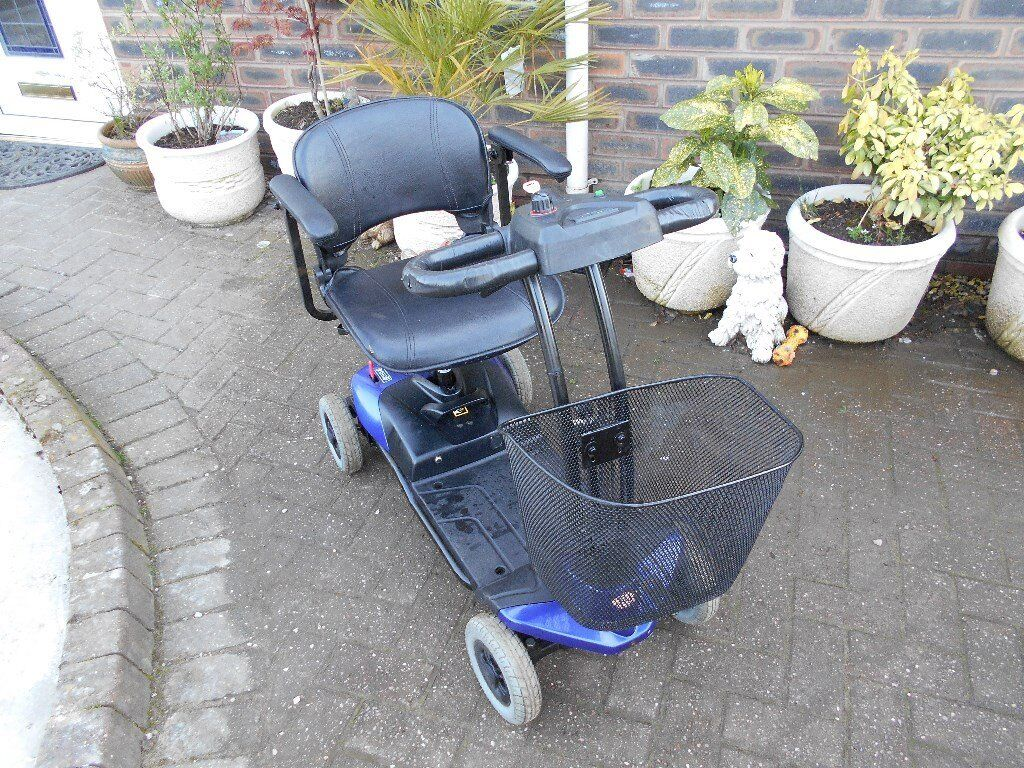st1 car boot mobility scooter