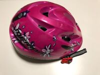 Child's Cycling Helmet Small 52-58cm - Free to collect from NE7 - please say when you could collect