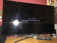Samsung smart TV 40 inch LED