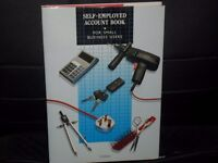 Collins Self Employed Account Book SE310,