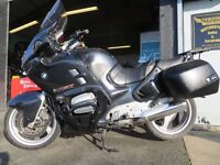 2000 BMW R1100RT - £2650. Mot'd until Sep 2017. Excellent condition, fully loaded & ready to tour.