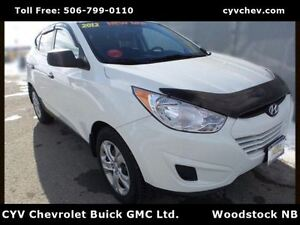 2012 Hyundai Tucson GL AWD - Heated Seats - $8/Day