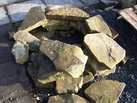 Sandstone Rockery Pieces