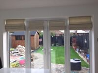 Brand new roman blinds from reputable company