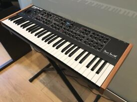 Dave Smith Prophet 8 Rev 2 synthesizer keyboard synth with midi