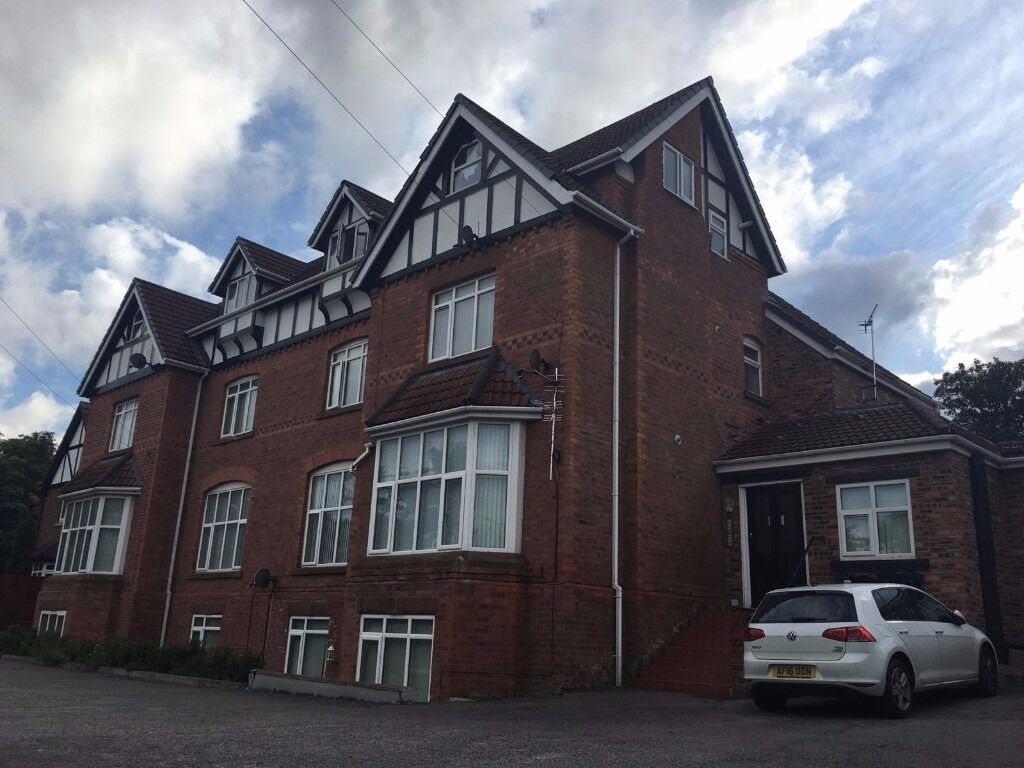 One bedroom unfurnished apartment on Shrewsbury Road CH43 Oxton, Prenton