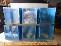 Aquarium / fish tank, breeding tanks, fish house tanks