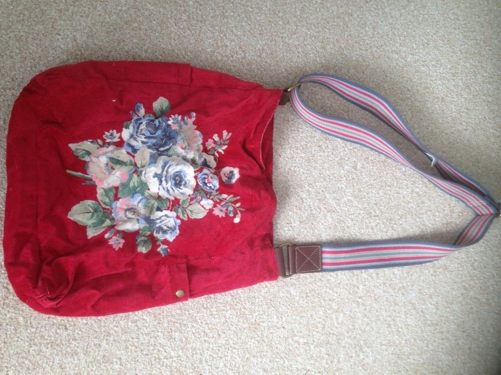 Cath Kidston Bag, very good condition as seen. Feel free to ask questions.