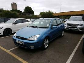 Ford Focus 1.8 Zetec 2001 For Sale