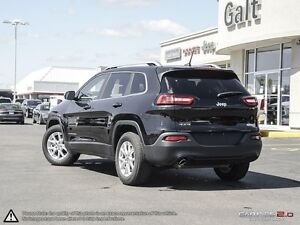 2015 Jeep Cherokee NORTH | HANDS FREE | KEYLESS IGNITION | Cambridge Kitchener Area image 4