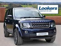 Land Rover Discovery SDV6 GRAPHITE (blue) 2016-03-31