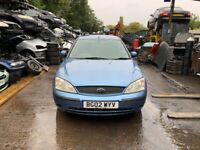 2002 Ford Mondeo LX 5dr 1.8 Petrol Blue BREAKING FOR SPARES