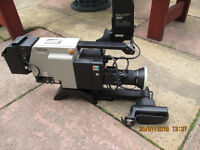 Sony Video Camera, (Professional type Vintage)