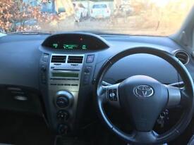 2009 Toyota yaris 1.4diesel,low Mileage,6 gears,£20tax