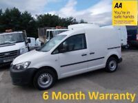 Volkswagen Caddy C20 1.6 Tdi 102**LEASE Co DIRECT**12 MONTH MOT**FULL VW HISTORY**STUNNING CADDY**
