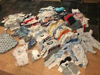 Massive 0-3 baby boys bundle